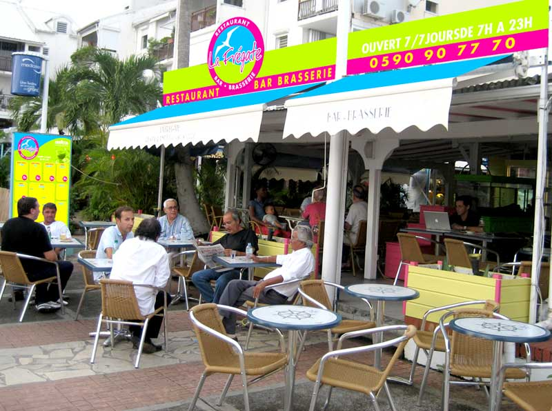 Sainte Anne Guadeloupe Restaurants